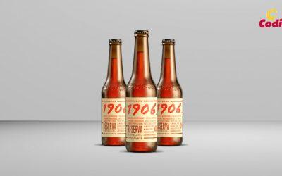 Cerveza 1906, mezcla de tradición y modernidad