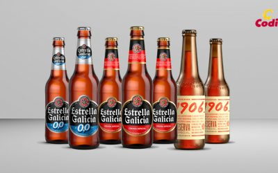 Distribuidor oficial de Estrella Galicia en Alicante, Elche y comarcas.