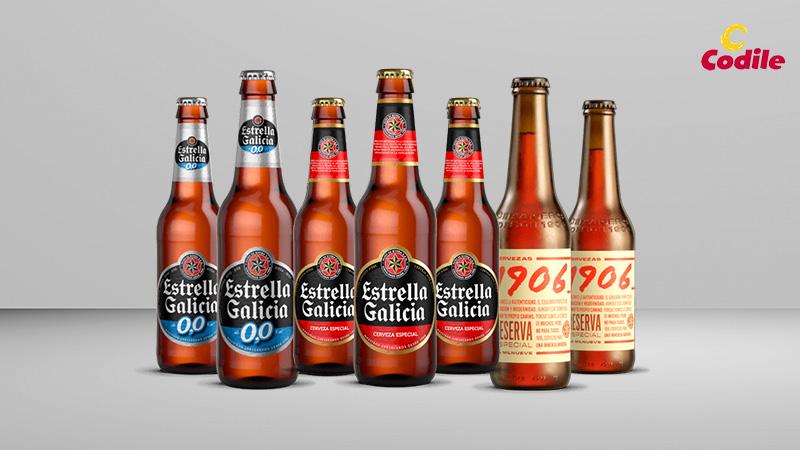 Distribuidor oficial de Estrella Galicia en Alicante