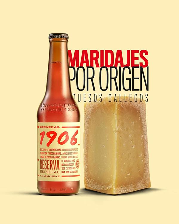 Distribuidor de cerveza Reserva Especial 1906 en Alicante y Elche