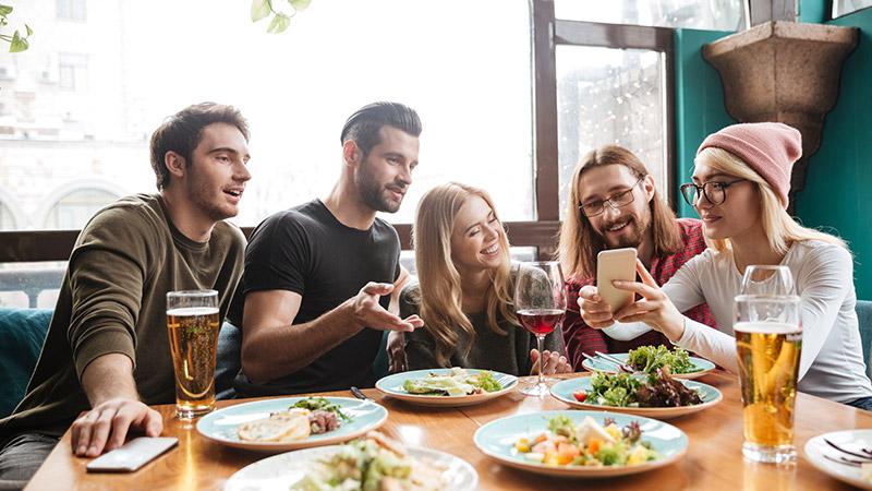 cómo atraer clientes a un restaurante  en Alicante